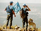 For 39 years Austrian peacekeepers served on the Golan Heights. (Image opens in new window)
